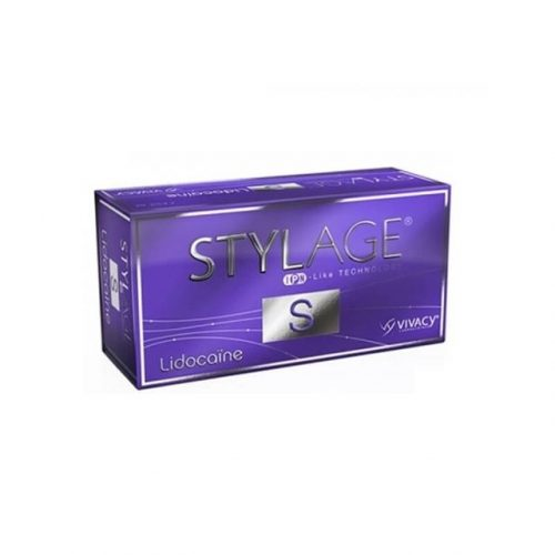 Stylage S Lidocaine Filler