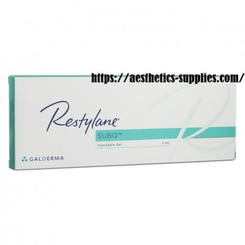 Order Restylane SUBQ 1